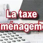 TAXE D'AMENAGEMENT